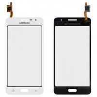 Сенсор (тачскрин) Samsung G530F Galaxy Grand Prime LTE, G530H Galaxy Grand Prime белый