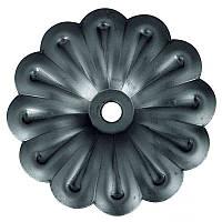 Кованый цветок 73х12х1,2
