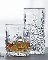 Стакан низкий Nachtmann Double Old Fashioned серия Sculpture (365 мл)