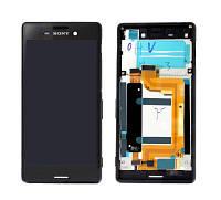 Дисплей с сенсором (124TUL0015A) для смартфонов Sony Xperia M4 Aqua Dual