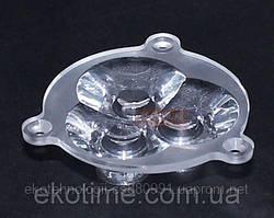 LED линза для светодиодов 3 шт. 1W и 3W