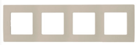 Legrand Etika Рамка 4-я слоновая кость