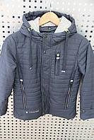 Куртка демисезонная PUROS РВС17-563 Т .СИНИЙ