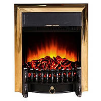 Электрический камин Royal Flame Fobos FX Brass