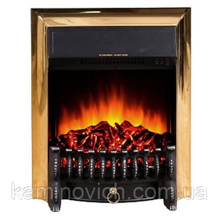 Электрический камин Royal Flame Fobos FX Brass, фото 2