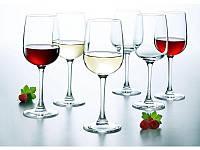Набор бокалов для вина Luminarc Versailles 275 мл 6 пр