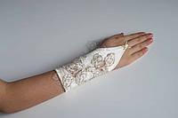 Детские нарядные перчатки 0076