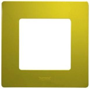 Legrand Etika Рамка 1-я Зеленая папороть