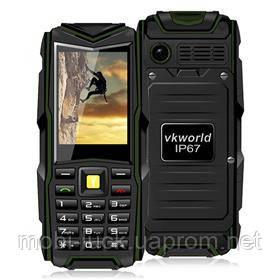 Противоударный VKworld Stone V3 Max 2 сим, 5200 мА\ч, защита IP68.