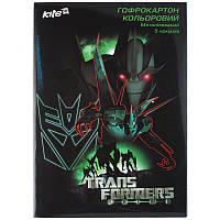 Гофрокартон цветной металлизированный Transformers TF13-258K