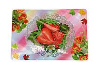 Салфетка подставка под горячее ПВХ с рисунком, фото 1