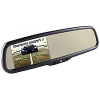 Зеркало автомобильное с монитором Gazer MU500