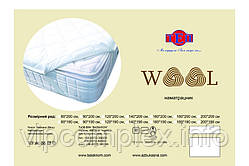 Наматрацник Wool 140*200