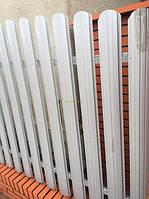 Металлический штакетник 105мм. разные цвета Любой метал