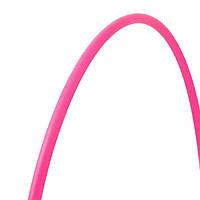 Обруч для художественной гимнастики Sasaki M-13 80см, 260г, Pink (P)