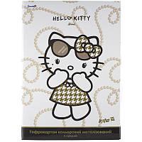 Гофрокартон цветной металлизированный Hello Kitty Diva HK13-258K