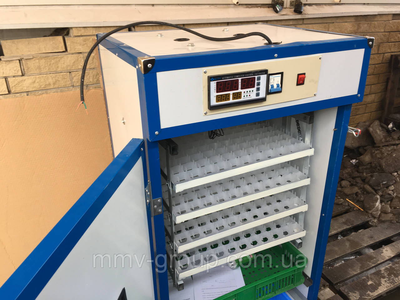 Инкубатор фермерский PRO  HHD 352 автомат