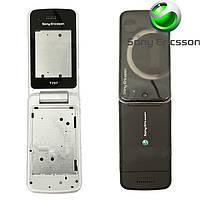 Корпус для Sony Ericsson T707 - оригинал (черный)