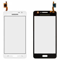 Сенсор (тачскрин) Samsung G531H/DS Grand Prime VE белый
