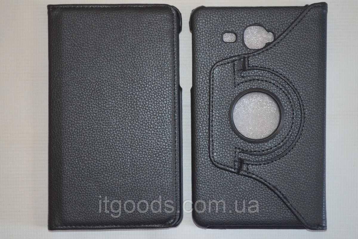 Поворотный 360° чехол-книжка для Samsung Galaxy J Max 7.0 T285YD T