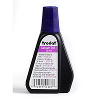 Штемпельная краска 7011 TRODAT цвет: фиолетовый, объем: 28 мл., (Австрия)