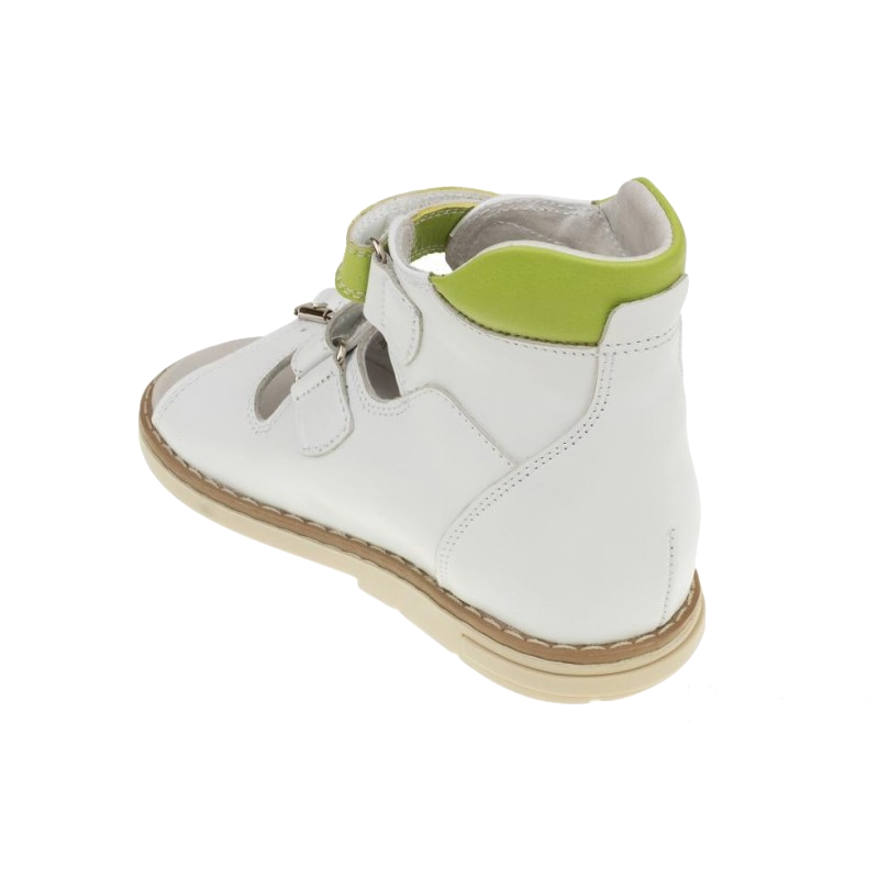 99c1d4b02 Детские ортопедические босоножки для девочек «Хайди»,белые ТМ Ботики (25-30  р-р), цена 1 389 грн., купить в Киеве — Prom.ua (ID#499243041)