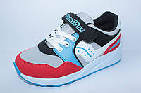 Спортивные кроссовки на мальчика тм Tom Wins (Турция), р. 34, фото 1