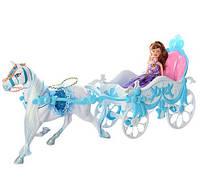 Карета 689Y-2 с лошадью