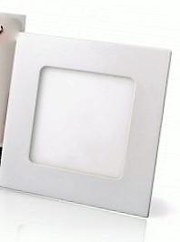 Cветильник светодиодный DOWNLIGHT встроенный LED-S-300-24 24Вт 6400К квадрат