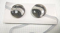 Магниты для штор Ассорти  (пара) V6