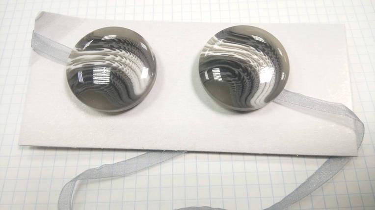 Магниты для штор Ассорти  (пара) V6, фото 2