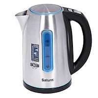 Электрочайник SATURN ST-EK0015 Blue