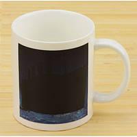 Чашка-хамелеон Титаник
