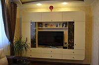 Горка навесная вокруг ТВ, фото 1