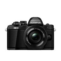 Цифровая камера OLYMPUS E-M10 mark II Pancake Zoom 14-42 Kit черный/черный