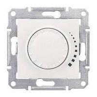 Светорегулятор-диммер для емкостной нагрузки 25-325Вт/ВА Schneider Electric Серия: Sedna Цвет: слоновая кость