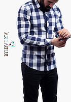 Рубашка в клеточку, фото 1