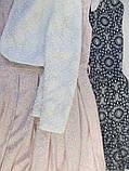 Детское розовое платье с болеро., фото 6