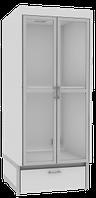 Шкаф вытяжной UOSLab ШСШ-01 (для сушильных шкафов) 1200х800х2600мм