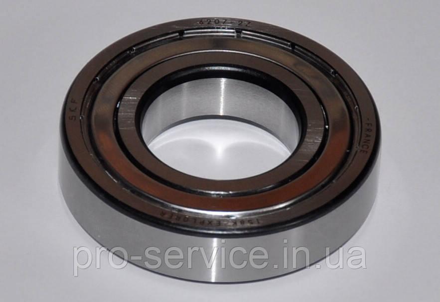 Подшипник SKF 6207-2Z  (35*72*17) для стиральных машин