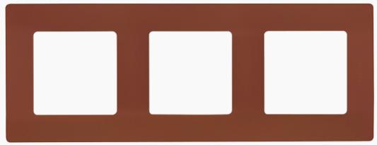 Legrand Etika Рамка 3-я Какао