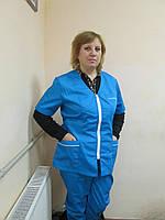 Костюм-клининг, униформа для горничной, комплект уборщицы