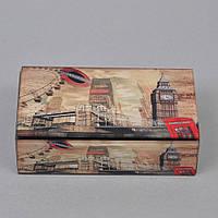 """Шкатулка для украшений """"London"""" CT042"""