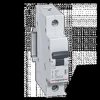 Автоматический выключатель 6А 1 полюс тип С 419661 Legrand RX3