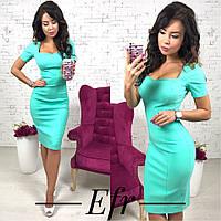 Платье женское ,размер 42-44, 44-46, стрейч джинс в наличии 4 цвета