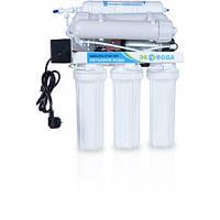 Фильтр для воды EcoVoda RO-7P 300GPD обратный осмос