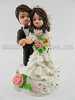 Свадебная фигурка съедобная