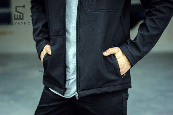 Боковые карманы для рук
