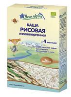 Каша рисовая гипоаллергенная Fleur Alpine
