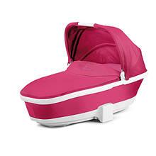 Люлька для коляски «Quinny», цвет Pink Passion (малиновый) (76909230)